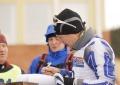 Красногорская лыжня 2007. Александр Легков