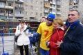Александр Легков со своими болельщицами