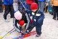 Савелий Коростелев тоже встал на лыжи