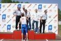 Медали учасникам VIP-забега вручал Евгений Дементьев