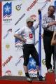 Сергей Крянин - поздравления на финише
