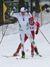 Михаил Белов (№1) и Иван Анисимов (№10)