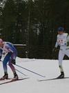 Анастасия Бублик (№16) и Татьяна Эткина (№17)