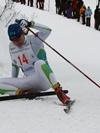 Падение Татьяны Кузнецовой в финале