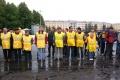 Болельщики из Газпрома