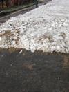 Чусовой снег 10 мая