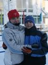 Семёнова Маша и Репина Женя