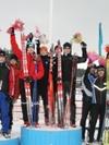 победители и призёры эстафетной гонки