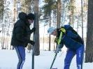 Готовим лыжи к гонке