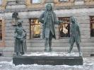 Памятник Людвигу Хольбергу